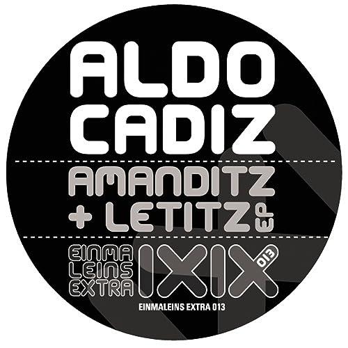 Amazon.com: Letitz: Aldo Cadiz: MP3 Downloads