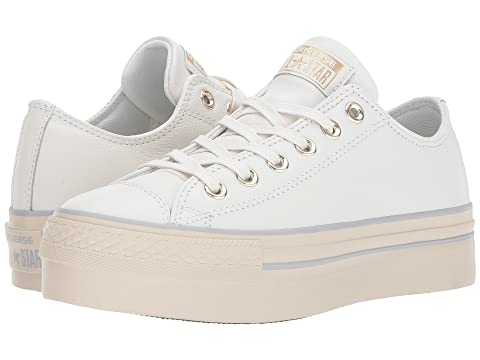 Converse Chuck Taylor® All Star® Platform Leather Ox cfXci
