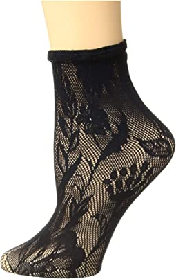 Wildflower Net Socks