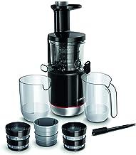 Bosch MESM731M SlowJuicer SlowJuicer, zacht sap, zeer stil, eenvoudige reiniging, voor harde groenten en fruit, 150 watt, ...