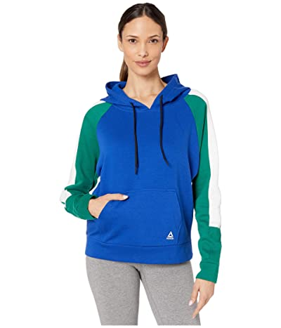 Reebok Workout Ready Color Blocked Cover-Up (Cobalt) Women