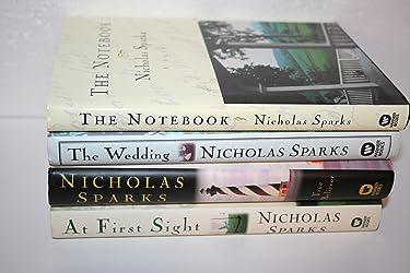 Nicholas Sparks Complete Calhoun Family Saga & Jeremy Marsh series