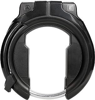 Bloqueo de cuadro AZ estándar Trelock RS 453 Protect-O-Connect, negro, talla única