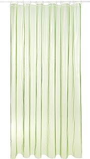 Spirella Frozen KIWI Plastic Curtain 180 x 200 1209250, White, Standard