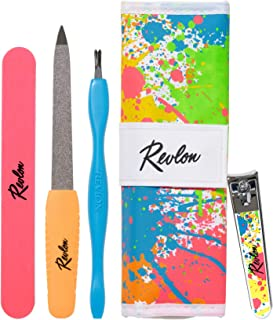 Revlon Isaac Mizrahi Loves Revlon Manicure Essentials Kit (Packaging may Vary)