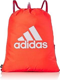 حقيبة جيم للبالغين مناسبة للجنسين من اديداس - لون احمر - FJ9291