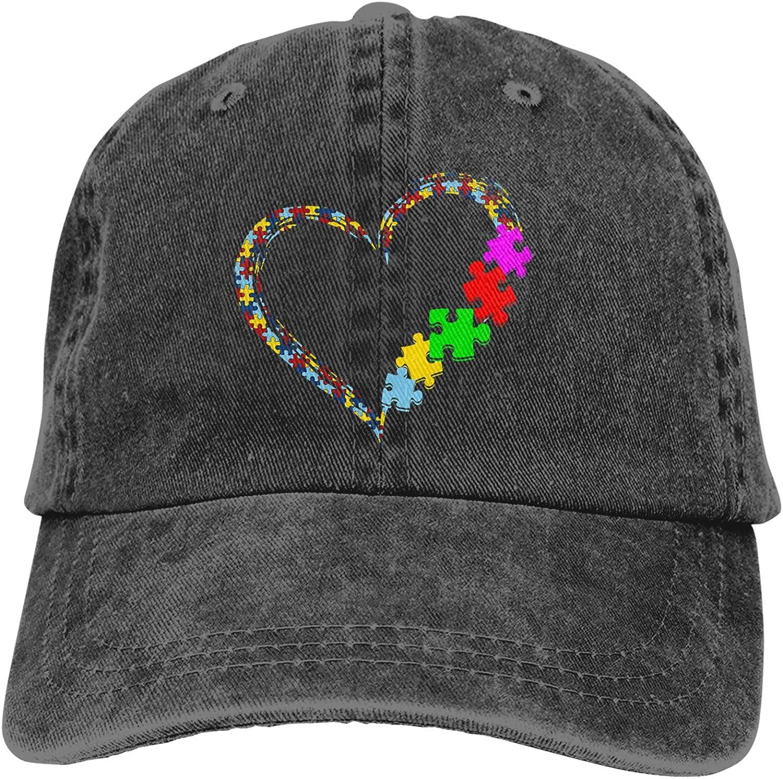 Accept Adapt Advocate Autism Awareness Hat Autism Awareness Baseball Cap Puzzle Autism Trucker Dad Hat