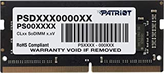 Patriot Signature Line DDR4 8GB 2133MHz (PC4-17000) SODIMM - PSD48G213381S