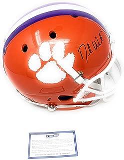Deshaun Watson Clemson Tigers Signed Autograph Full Size Helmet Steiner Sports Certified