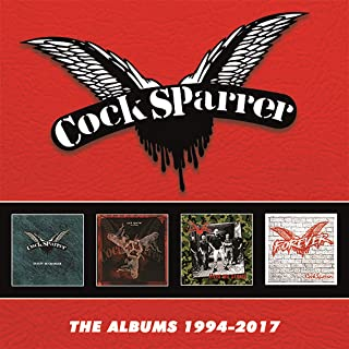 THE ALBUMS 1994-2017: 4CD CLAMSHELL BOXSET
