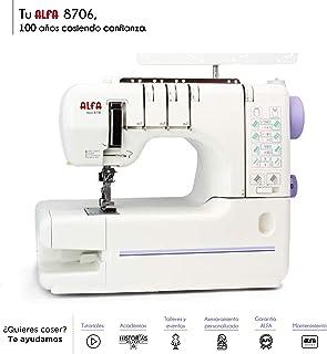 Amazon.es: Alfa - Máquinas de coser / Costura: Hogar y cocina