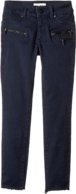 DL1961 Kids - Chloe Skinny Jeans in Navy (Big Kids)
