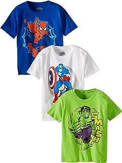 Marvel Avengers 3-Pack T-Shirt