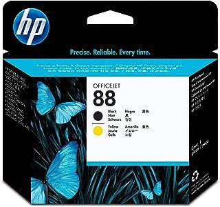 HP 88 | Ink Printhead | Black & Yellow | C9381A