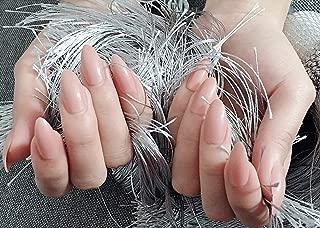 Best pink matte almond nails Reviews