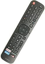 Smartby Remote Control Compatible with Hisense EN2A27HT Replacement for Hisense TV 43H6D 50H6D 55H6D 65H6D
