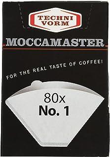 Technivorm Moccamaster 85090 cup-one pappersfilter storlek vit