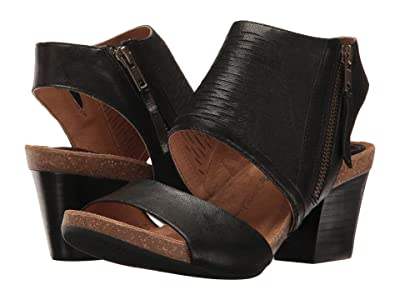 Sofft Milan (Black Oyster) Women