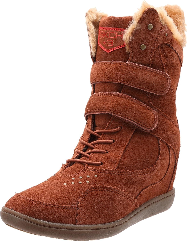 Skechers Women's Plus 3-Mighty Fashion Sneaker