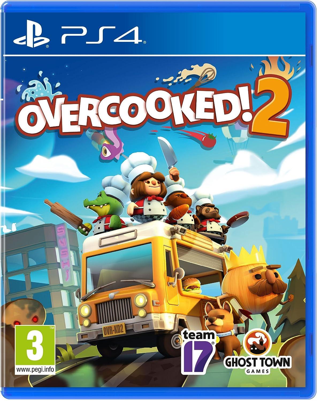 Overcooked! 2 - PlayStation 4 [Importación inglesa]