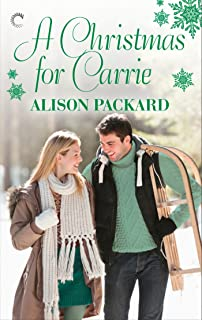 A Christmas for Carrie (Feeling the Heat) (English Edition)