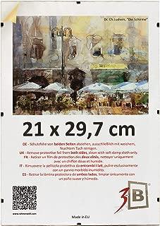 3B Conjunto de 5 Piezas Clip Frames - 21x29,7 cm (A4) (ca.