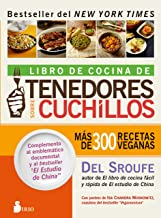 Libro de cocina de tenedores sobre cuchillos (Spanish Edition)