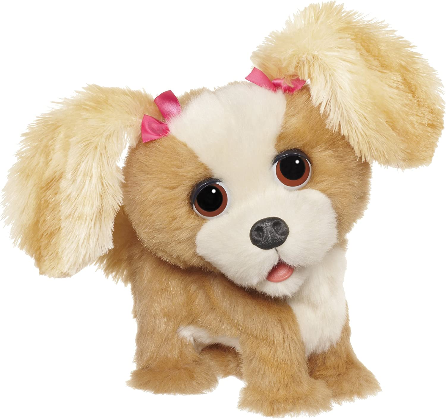 FurReal Friends Bouncy My Happy-to-See-me Kneipe Figur