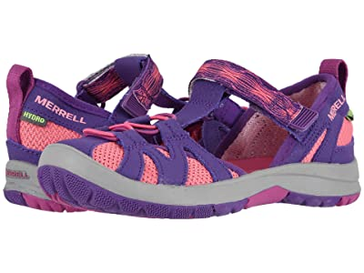 Merrell Kids Hydro Mon 2.0 (Toddler/Little Kid/Big Kid) (Berry/Purple) Girls Shoes