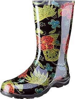 Sloggers Women's  Waterproof Rain and Garden Boot with Comfort Insole, Midsummer..