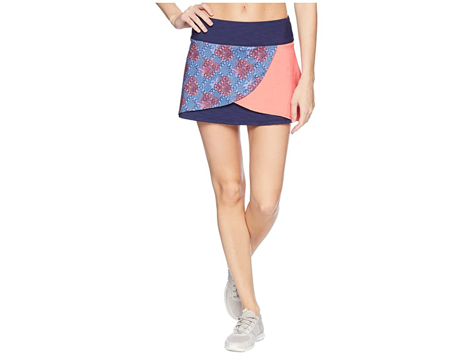 Eleven by Venus Williams Goddess Collection Encase 13 Skirt (Goddess Print) Women