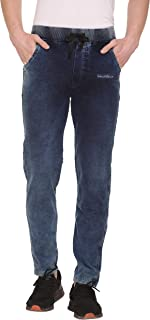 Colors & Blends - Men's Cotton Denim Lounge Pants (Knitted Indigo)