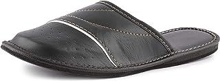 Ladeheid Men's Slippers House Shoes LAFA071