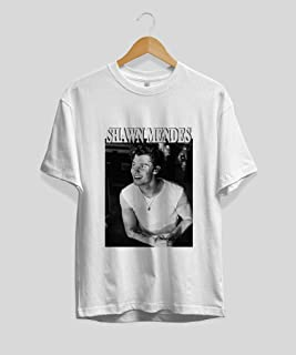 Shawn Mendes Inspired tshirt, Gift for fan, Unisex, Vintage Style, 90s, Tee, Shawn Mendes merch, Shawn Mendes tour, concert gift for men woman