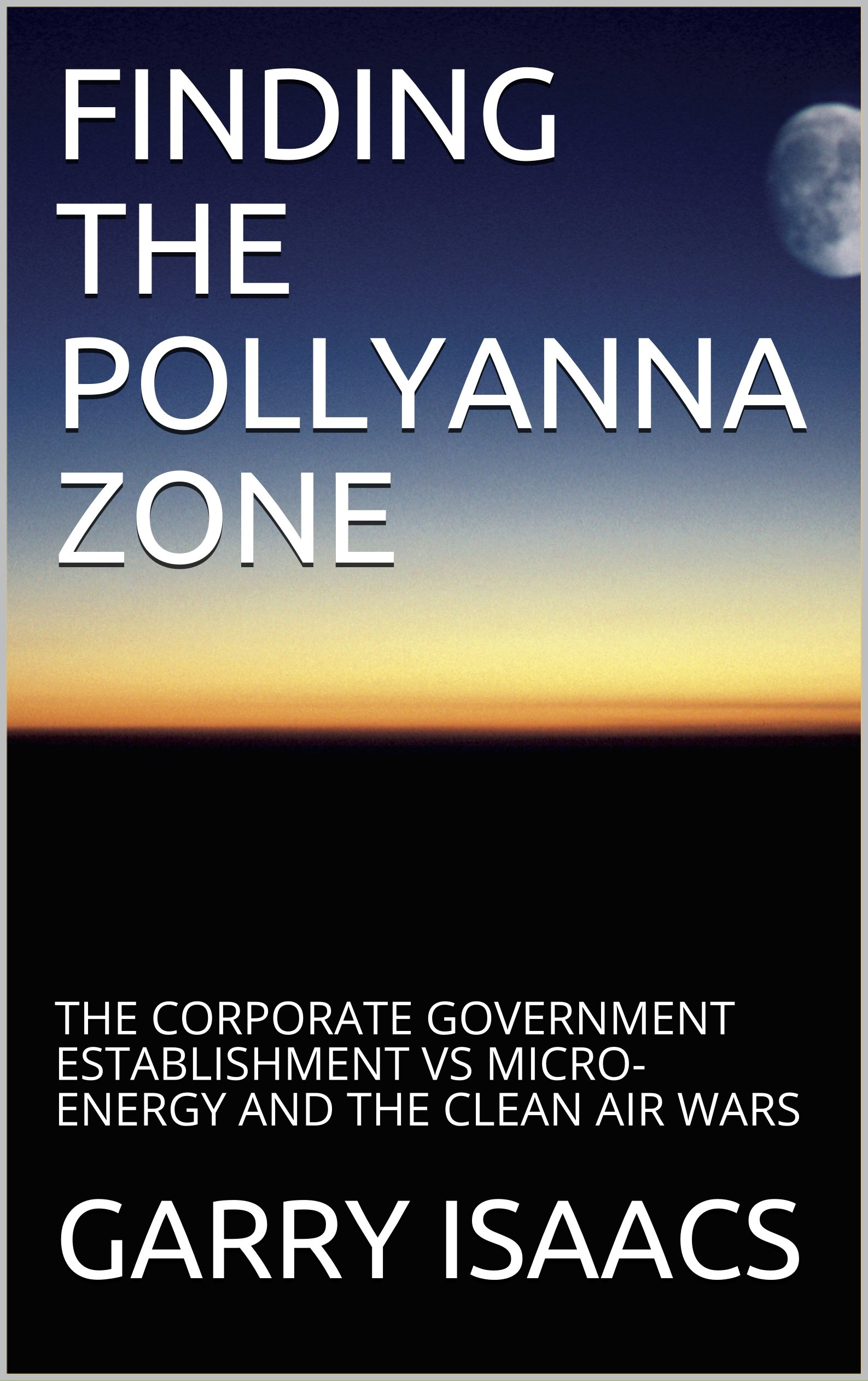 FINDING THE POLLYANNA ZONE: THE CORPORATE GOVERNMENT ESTABLISHMENT VS MICRO-ENERGY AND THE CLEAN AIR WARS