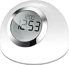 Smart Alam L;ight, Electronic Alarm Clocks, Touch Sensor Led Light Lamp, White Sleep Timer