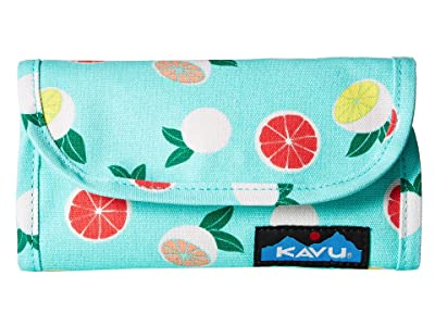 KAVU Big Spender (Citrus Grove) Wallet Handbags