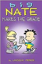 مطبوع عليه عبارة Big nate مما يجعل من الدرجة الأولى