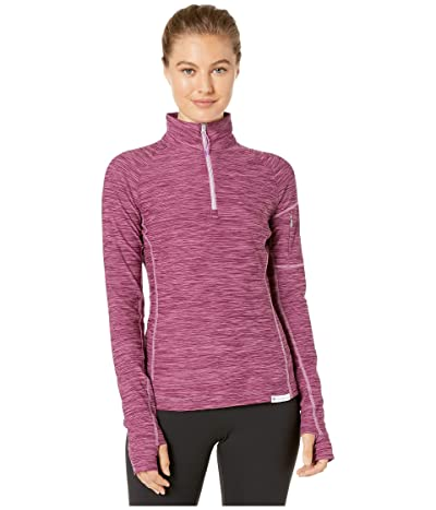Obermeyer Discover 1/4 Zip Base Layer (Lilacquer) Women