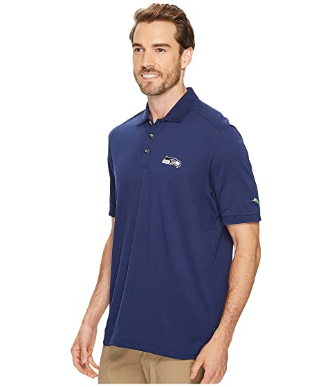 NFL Seahawks Clubhouse Seattle Bahama Tommy Polo SqxtRc4