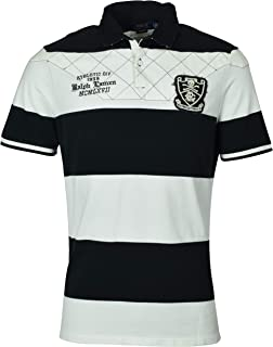 Mens Classic Fit Logo Polo Shirt
