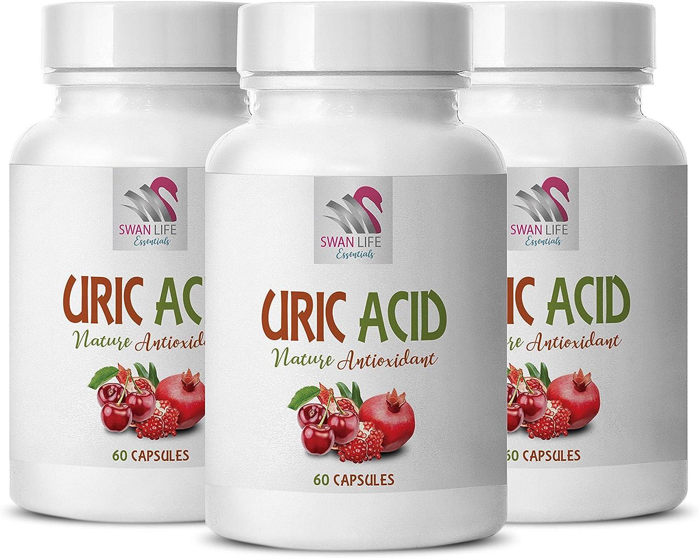 antioxidant Complex - URIC Natural Acid Max Year-end gift 61% OFF silymarin ANTIOXIDANT