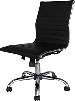 Winport Furniture WTB-6160 Office Chair, Black