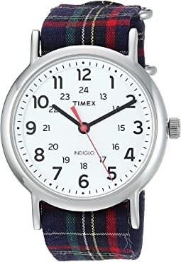 Timex - Weekender 38 Fabric Slip-Through Strap