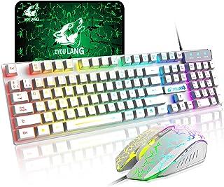 Amazon.es: teclado y raton gaming