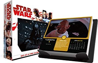 2019 Star Wars Day-at-a-Time Calendar