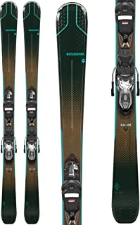 Rossignol Experience 74 Womens Skis W/Look Xpress W 10 GW Bindings