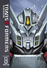Transformers: IDW Collection Phase Two Volume 8