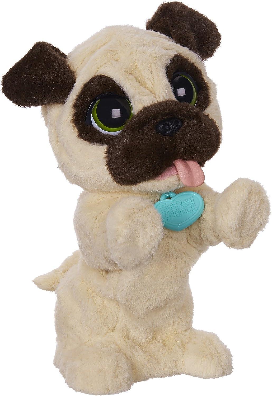 FurReal Friends JJ My Jumpin' Pug Pet Plush Toy