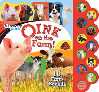 Discover Kids: Oink on the Farm! (Discovery Kids 10 Button)